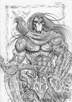 Darksiders by RobertoRibeiro