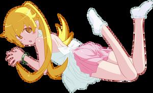 Shinobu - Monogatari series by NakkiNya