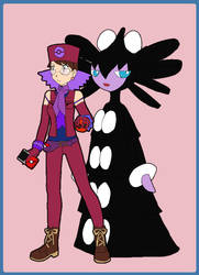 PKMN - Tomboy Trainer by EducatedRodent