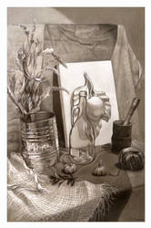 The Still life by MiroslavaMorozova