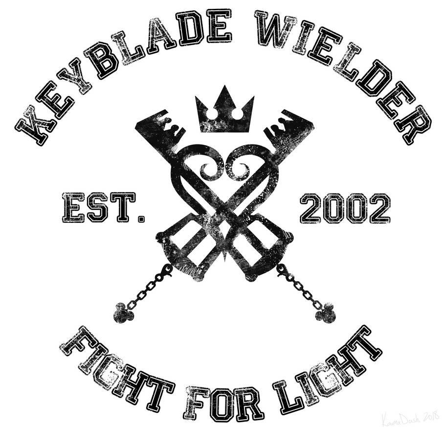 Keyblade Wielder by KarmaDash