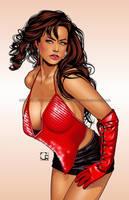 Super Vixen by crcarlosrodriguez