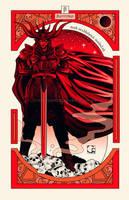 The Bleeding Throne by crcarlosrodriguez