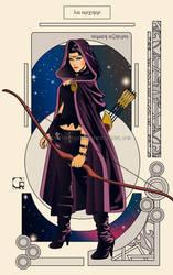 The Archer by crcarlosrodriguez