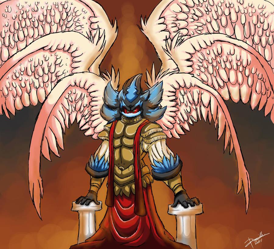 The Fallen Angel Lucifer By TalaSoyala97 On DeviantArt
