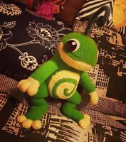 Politoed Crochet! by Mr-Nova