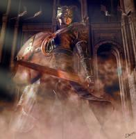 Black Knight by nitegrafix