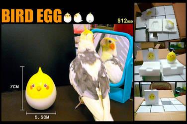 Bird Egg by Era-Artwork