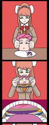 Comm: Doki Doki lunch club 2 by Maki12