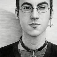 Eric - drawing by dizzykid