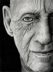 Mr. Bill - drawing by dizzykid