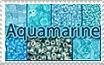 I love the color Aquamarine by lazarusninja