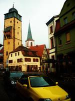 Lohr am Main by cloakedinshadow