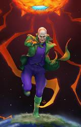 AllStar Superman Luthor by yifanjiang