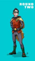 Damian's back by yifanjiang