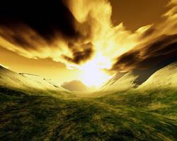 Burning Dawn by hypnotic