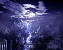 The sacred Trek of Tre-Cravon by hypnotic