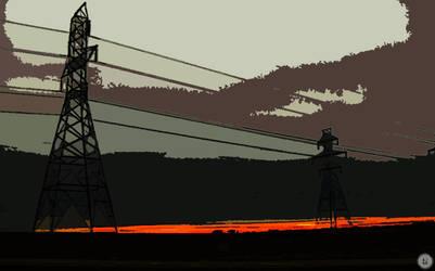 Fallout's Horizon by Namelessblob