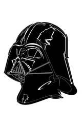 Darth Vader by Namelessblob
