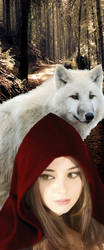 Red Riding Hood by Tromor