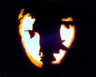 Hall and Oates O'Lantern by baddaruma