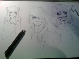 The Fox Queen by Velerina-chan