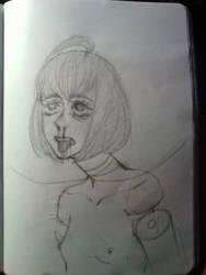 Pastel gore - kinda? by Velerina-chan