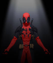 Deadpool V2 by a-mini-boss