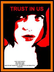 Untillez Propaganda Poster by Lilreeper