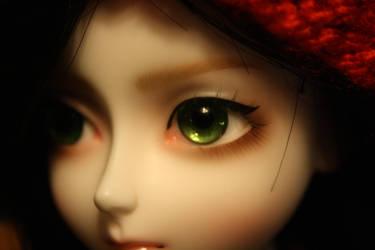 Closeup by Lilreeper