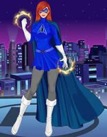 Astra Girl - Star Maiden of Chicago by CrimsonVlkyrie