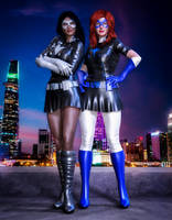 Reinforcements - Windy City Rockettes by CrimsonVlkyrie