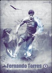 Fernando Torres by BlackSniperGFX