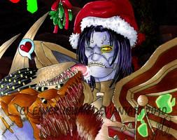 WoW: A Holiday Slurp by enjeruchan