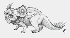 Retrosaur Challenge 23: Good Mother by SaurArch