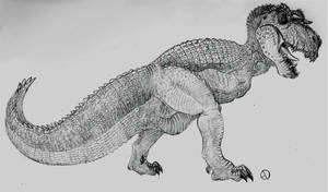 Retrosaur Challenge 25: Rivals Part 1 Carnivore by SaurArch
