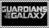 Guardians of the Galaxy Stamp by XkUMACCHI