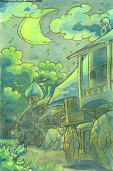 the Wagon by Stephane-81