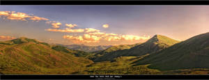 Over The Hills And Far Away 4 by Bojkovski