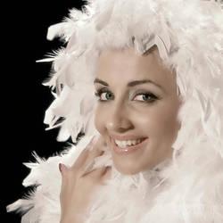 The Queen Of Snow by Bojkovski
