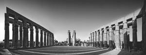 Luxor Temple by Bojkovski