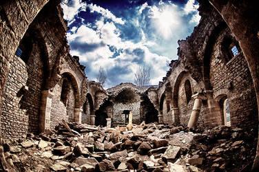 Lost religion 2 by Bojkovski