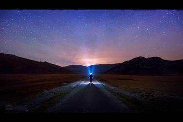 Master of the Universe by Bojkovski