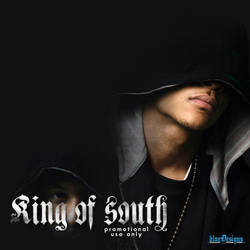 T.I. - 'King of South CD Cover by HipHopBoard