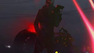 Terminator by NJPoulin