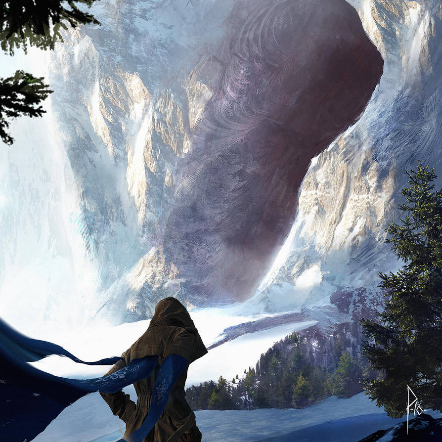Sanctuary - High Mountain Peace by NJPoulin