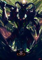 Dark Aries by Kevin-Glint