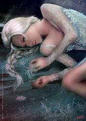 Elsa by Kevin-Glint