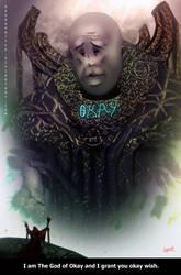 God of Okay by Kevin-Glint