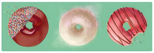 Donuts by aRiBoObOo